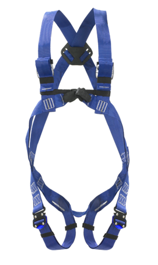 Ikar IK G 20 B Fall Arrest Harness with Quick Release Buckles - Dated 2017