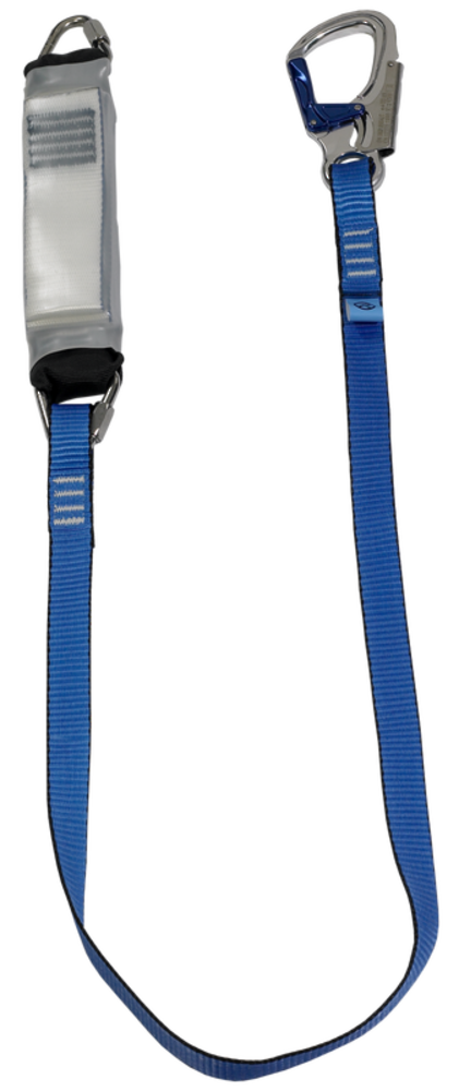 Ikar 2mtr Webbing Energy Absorbing Lanyard - Dated 2017