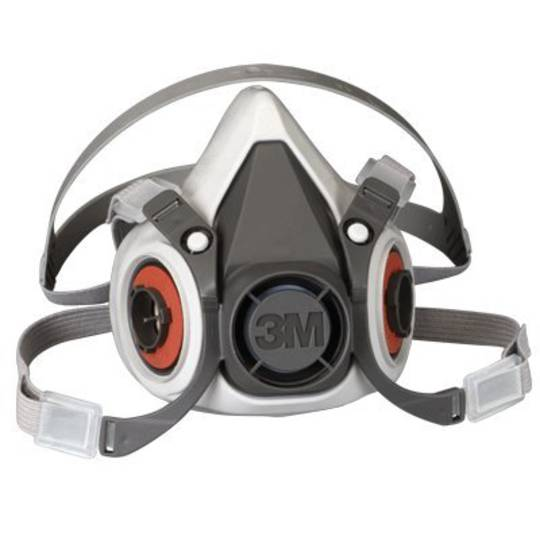 3M™ Half Facepiece Reusable Respirator 6000 Series