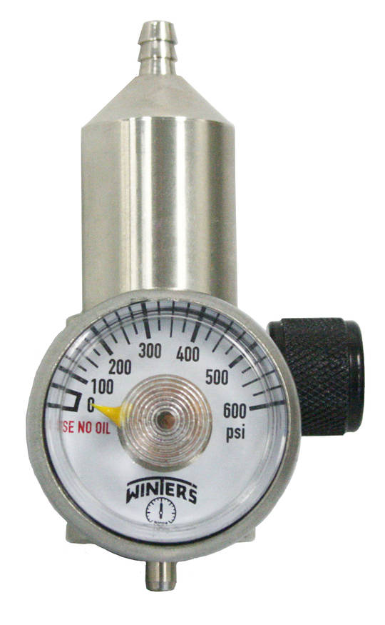 GASCO Stainless Steel Fixed Flow Regulator