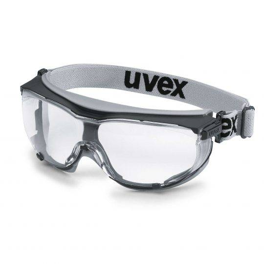 Uvex Carbovision Goggles - Clear HC-AF