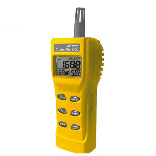 High Accuracy Portable CO2 Meter (IR)