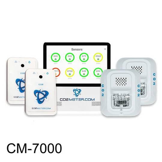 CO2 Multi Sensor System
