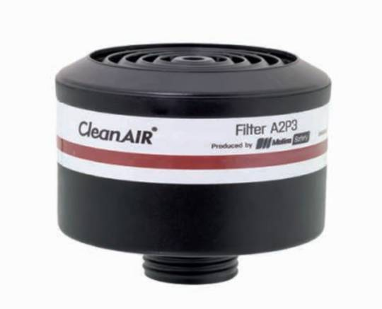 CleanAir Organic Gas/Vapour, Toxic Particulate Canister (A2P3)