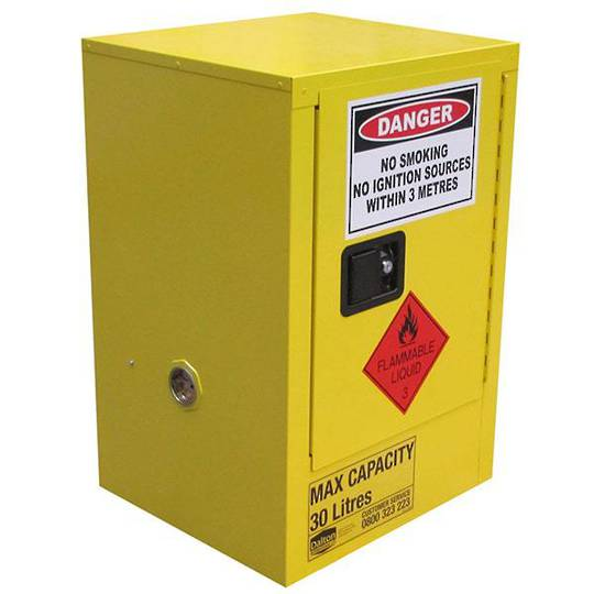 Flammable Liquid Storage Cabinets 30 to 250L