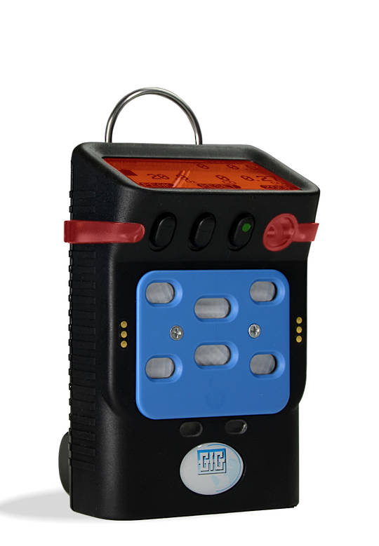 GfG Multi-Gas Detector Polytector III G888 (1-7 Gases)
