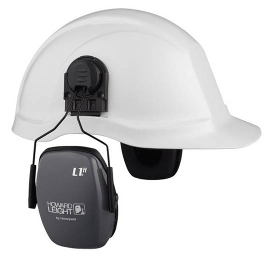 Howard Leight Leightning L1H Cap Mounted Ear Muff - Class 5