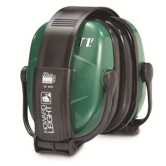 Howard Leight Thunder T1F Folding Ear Muff - Class 5