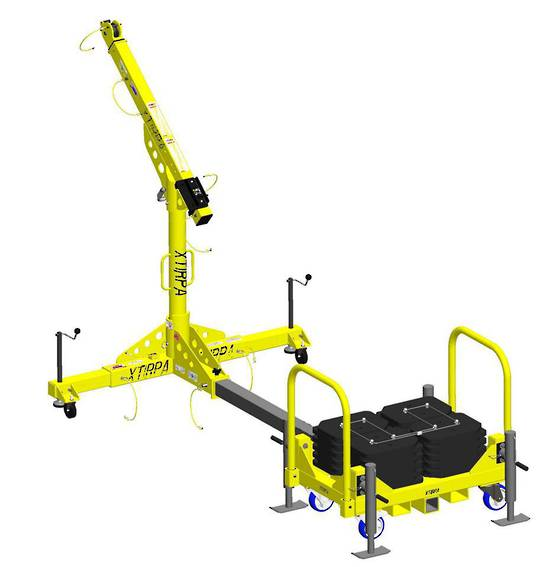 XTIRPA Counterweight System