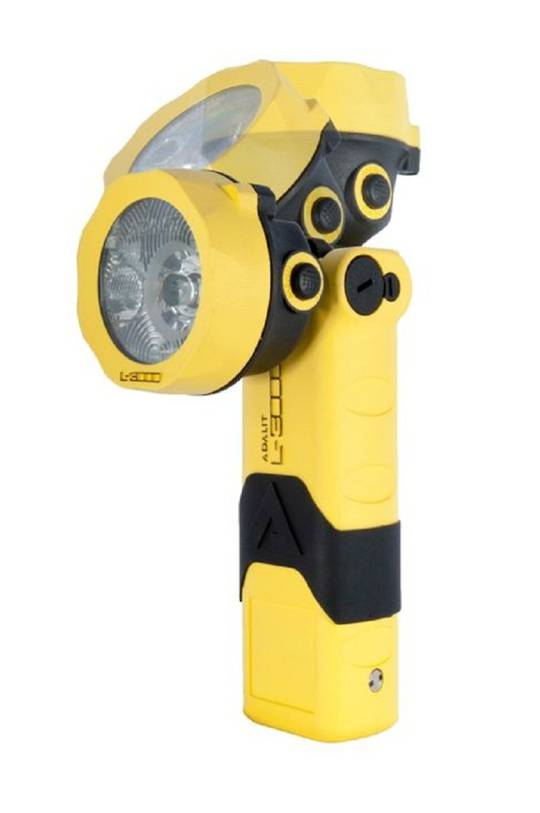 ADALIT L3000 Zone 0 LED Safety Torch