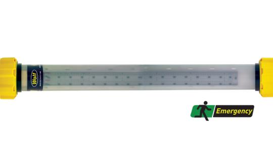 Wolf LINKEX™ LED ATEX Emergency Temporary Luminaire