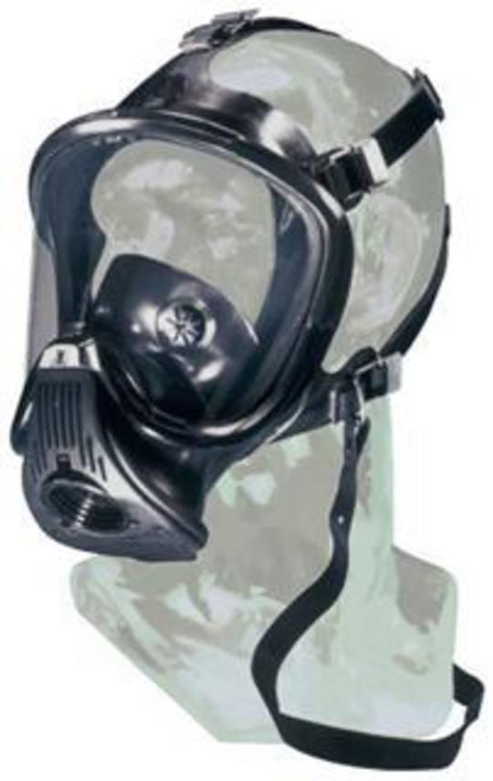 MSA Ultra Elite Full Facepiece Mask