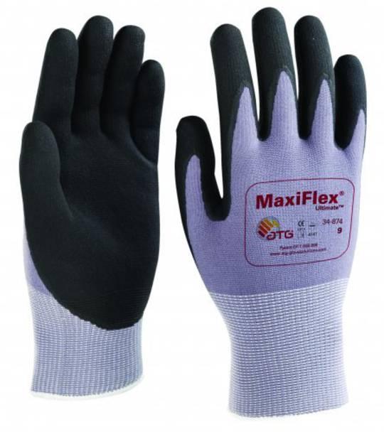 ATG Maxiflex Ultimate - Finger Coated