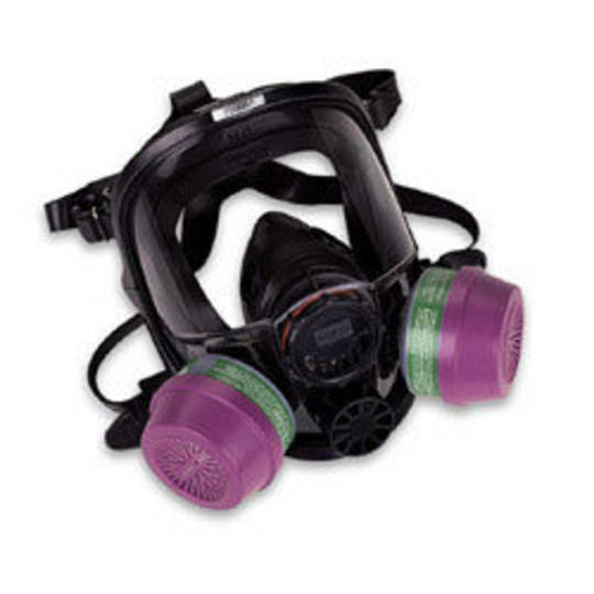 North 7600 Series Full Facepiece - Silicone
