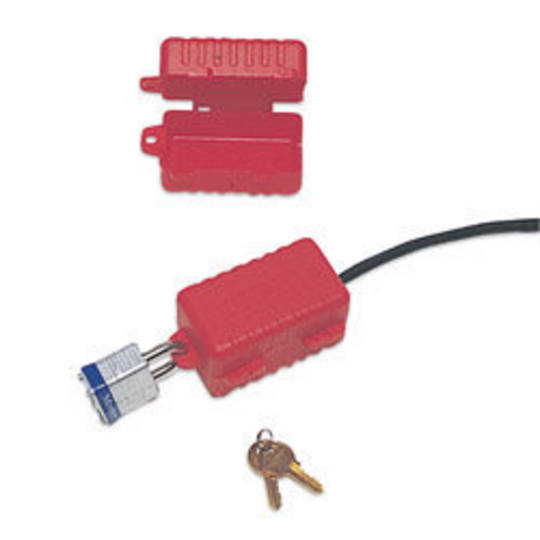 E-Safe Small Lock-A-Plug
