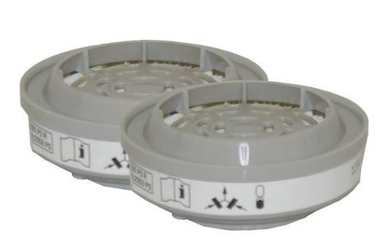 MSA Bulk Capacity Toxic Particle Filter (P3)
