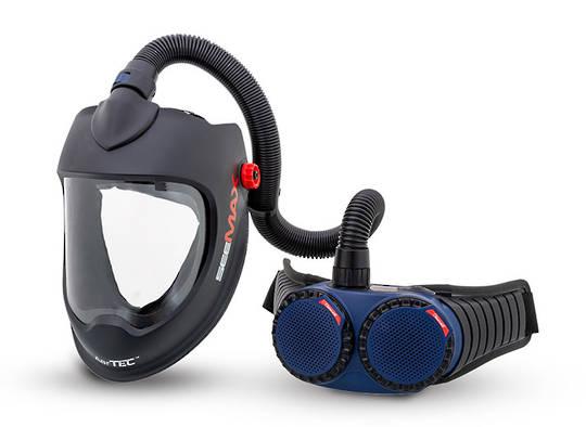 CleanAir AerGo/SeeMAX Grinding Powered Respirator Kit