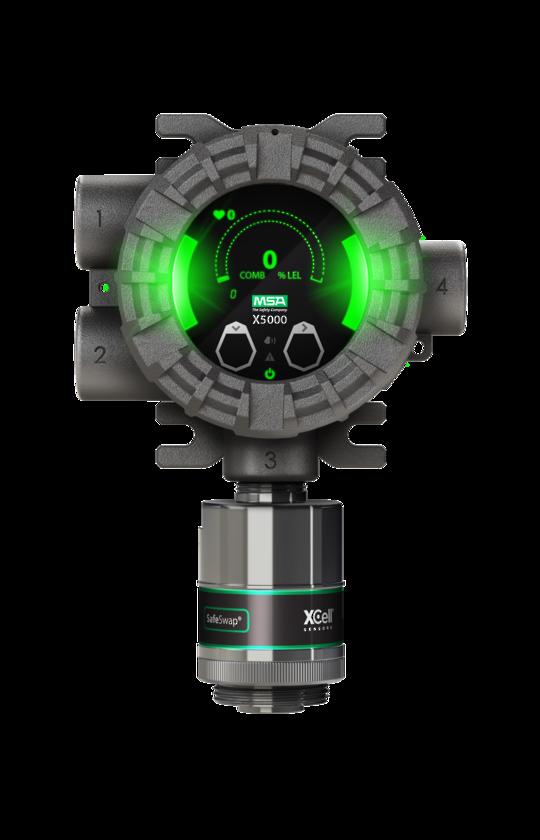 MSA Ultima X5000 Series Gas Monitor