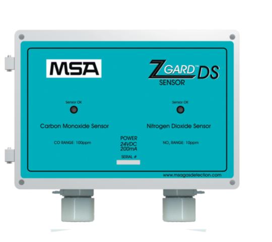 Z Gard DS NO2 & CO Sensor Transmitter