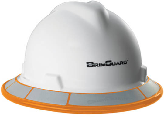 BrimGuard Hi-Viz Ultra - Orange