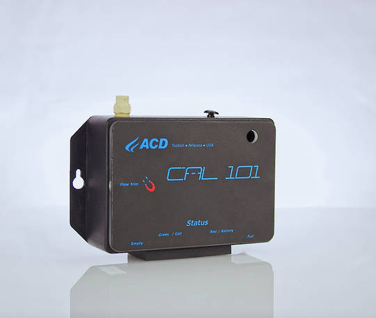 ACD CAL 101 Calibration Gas Instrument (CL2, H2, H2S, HCN)