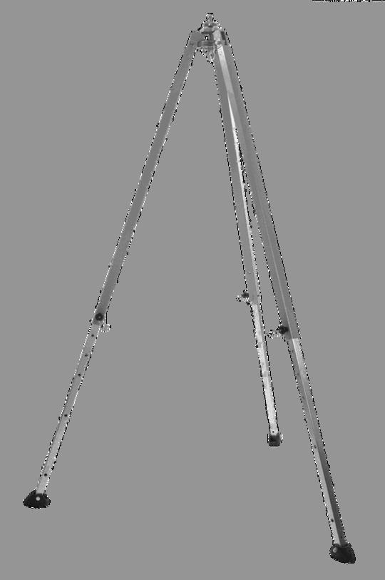 Ikar DB-A1 Aluminium Tripod