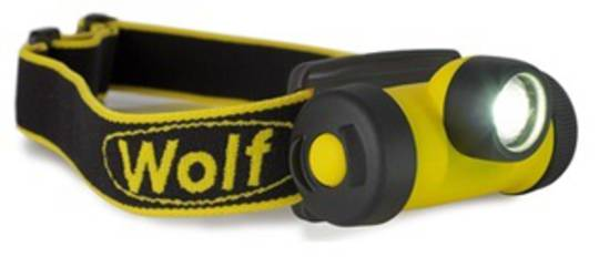 WOLF ATEX LED HEADTORCH