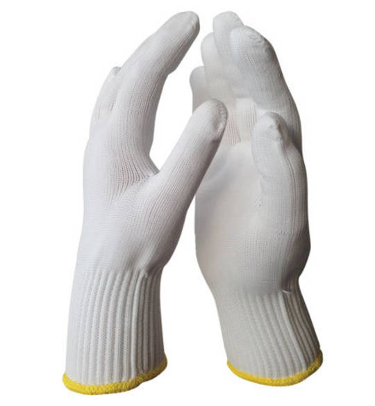 Knitted Nylon Glove