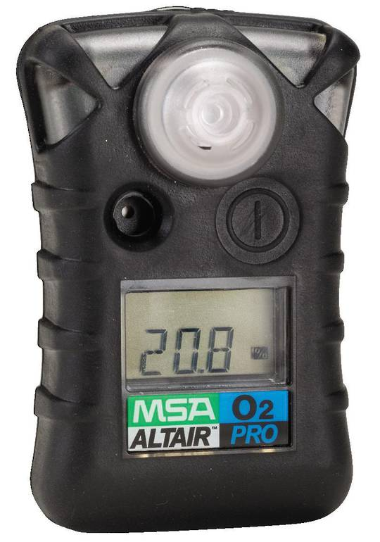 MSA Altair Pro Single-Gas Detector (O2, HCN)