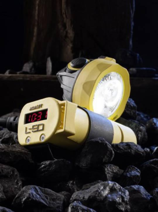 ADALIT L.50 LED Cap Lamp