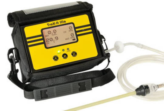 Sensit Trak-It IIIa Combustible Gas Leak Detector