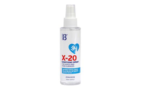 X-20 Sanitising Spray