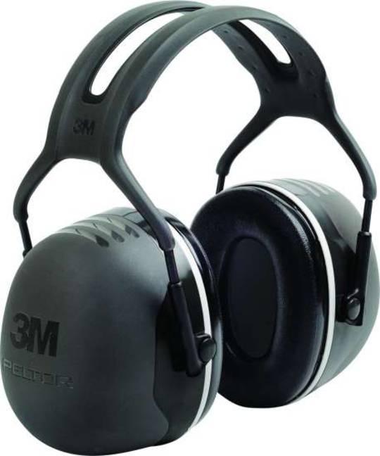 3M PELTOR X Series X5A Premium Headband Earmuff- Class 5+