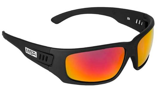 MSA Z5 Sun Tough Spectacle Polarised