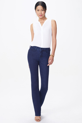 MARILYN RINSE DENIM JEANS