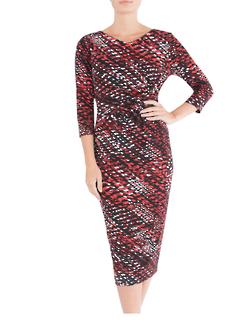 ROSSO DRESS