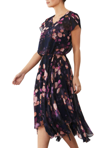 mother of the bride or groom camelia dress 1