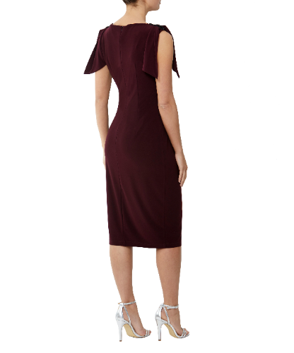 MOTHER OF THE BRIDE PLUM DRESS 2