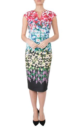 Anthea Crawford Garden State dress, mother of the bride, groom elegant day wear evening wear