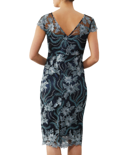 mother of the bride or groom opal dress 1