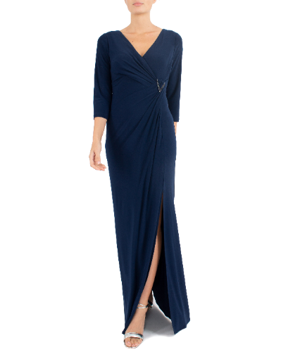 mother of the bride or groom eclipse jersey gown 1
