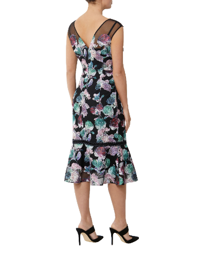MOTHER OF THE BRIDE ROSE DRESS 1