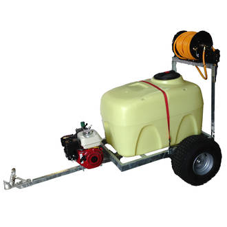 Agripower 300L Petrol Powered Trailed Sprayer