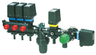 Arag Electric Control Valves