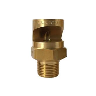 Floodjet Brass Spray Nozzle - B3/4K-210
