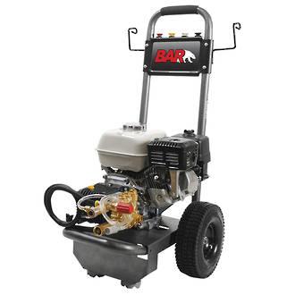BE Petrol Pressure Cleaner 2700 psi Honda Direct Drive