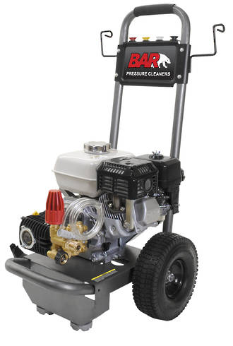 BE Honda Pressure Cleaner 2700 psi 11.3 LPM