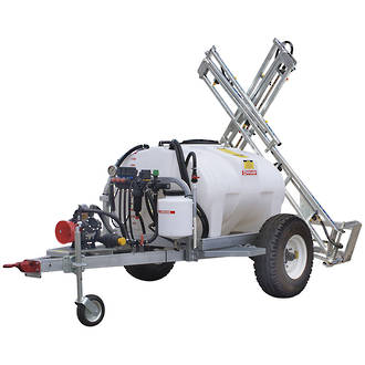 Croplands 1100L Pony Trailed Sprayers