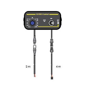 12V Motor Control Kit (15amp)