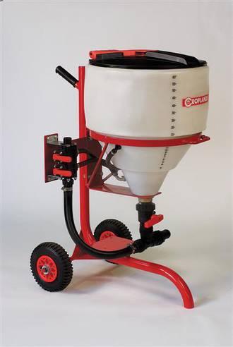 Portable Chem-e-flush 60